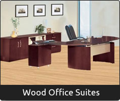 Wood Offices Suites