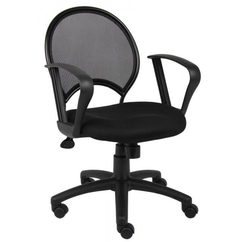 Boss mesh back executive task chair for Affordable furniture 5700 south loop east