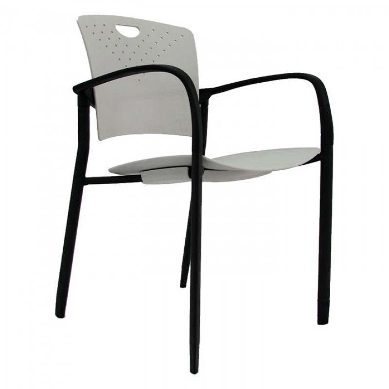 Eurotech staq task guest chair w glides staqglide for Affordable furniture 5700 south loop east