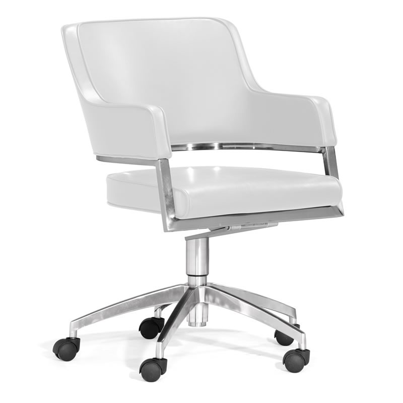 zuo performance modern mid back office chair. Black Bedroom Furniture Sets. Home Design Ideas