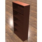 Cherryman Amber 4 Shelf Bookcase Storage - A829