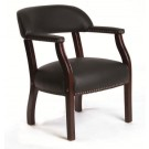 TECNO Seating Traditional Captain's Chair 9110