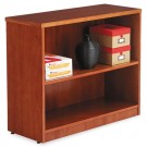 Alera Verona Wood Veneer 2 Shelf Bookcase ALE-RN62-3036